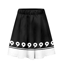 Naruto anime skirt kirt