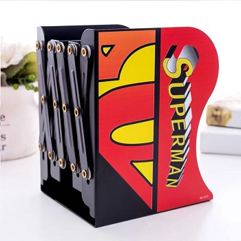 Super Man bookshelves bookcase