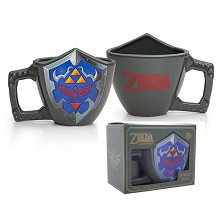 The Legend of Zelda cup mug