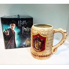 Harry Potter GRYFFINDOR ceramic cup mug
