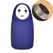 Spirited Away anime stainless steel cup kettle