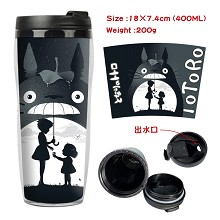 Totoro anime cup