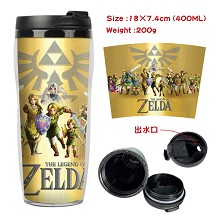 The Legend of Zelda cup