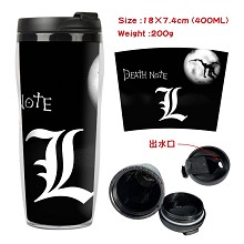 Death Note anime cup