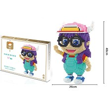 Dr.Slump anime Building Blocks 7249PCS
