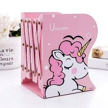 Unicorn bookshelves bookcase