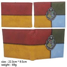 Harry Potter Hogwarts wallet