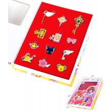 Card Captor Sakura key chains a set