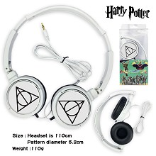 Harry Potter movie headphone