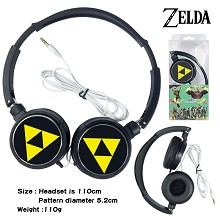 The Legend of Zelda Game headphone