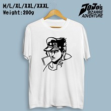 JoJo's Bizarre Adventure anime cotton t-shirt