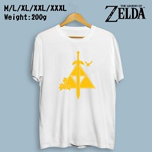 The Legend of Zelda cotton T-shirt