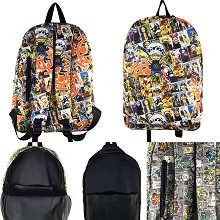 One Piece anime backpack bag