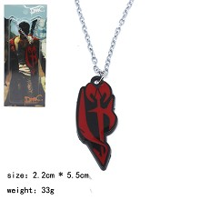 Devil May Cry game necklace