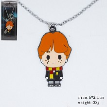 Harry Potter Ron movie necklace