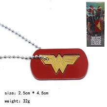 Wonder Woman movie necklace