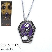 The Nightmare Before Christmas anime necklace