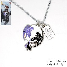 How to Train Your Dragon anime necklace