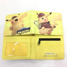 Pokemon Detective Pikachu movie wallet
