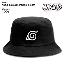 Naruto anime bucket hat cap
