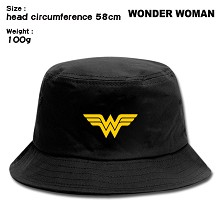 Wonder Woman bucket hat cap