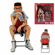 Slam Dunk Akagi Takenori figure