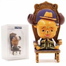 One Piece Chopper cos Borsalino figure