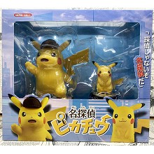 Pokemon Detective Pikachu movie figure