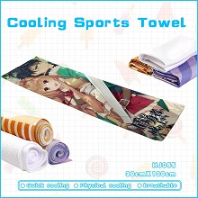 Tate no Yuusha no Nariagari anime cooling sports t...