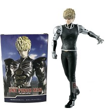One Punch Man Genos figure