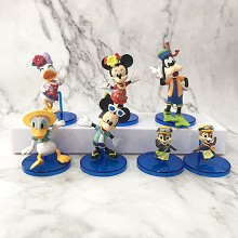 Disney figures set(8pcs a set)
