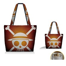 One Piece anime shipping bag