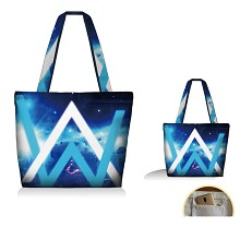 Alan Walker shopping bag
