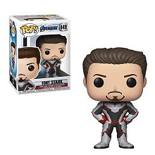 Funko pop 449 The Avengers 4 Iron Man movie figure