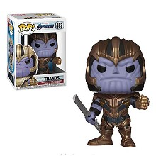 Funko pop 453 The Avengers 4 Thanos movie figure