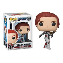 FUNKO POP 454 the Avengers Black Widow figure