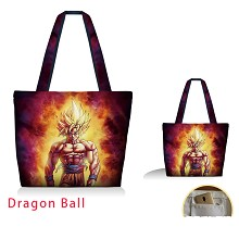 Dragon Ball anime shopping bag