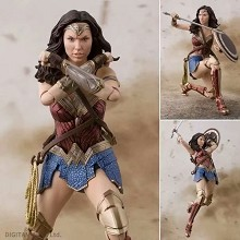 DC Diana Prince Wonder Woman movie figure
