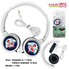 Card Captor Sakura anime headphone