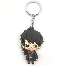 Harry Potter doll key chain