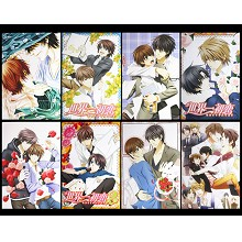 The World's Greatest First Love anime posters(8pcs...