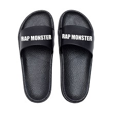 BTS RAP MONSTER star shoes slippers a pair