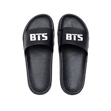 BTS JIN star shoes slippers a pair