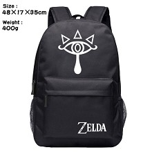 The Legend of Zelda game backpack bag