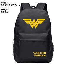 Wonder Woman backpack bag