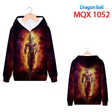 Dragon Ball anime long sleeve hoodie cloth