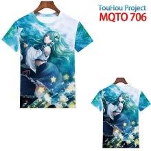 Touhou Project anime t-shirt