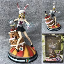 One Piece GK Carrot figure