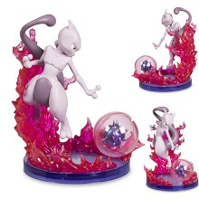 Pokemon GO Mewtwo figure