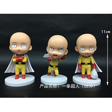 One Punch Man figues set(3pcs a set)